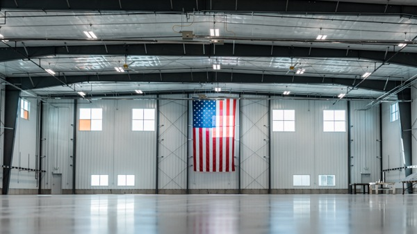 17,000 sq. ft. Manufacturing Space
